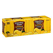 Country Time Lemonade 12 PK Cans