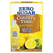 Country Time On the Go! Lemonade Drink Mix