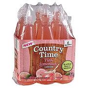 Country Time Pink Lemonade 6.75 oz Bottles