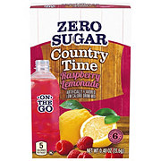 Country Time Raspberry Lemonade Drink Mix