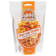 Couple of Cooks Snacks Better With Cheddar Snack Mix