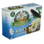 Cousin Willie's Simply Better White Cheddar Microwavable Popcorn