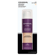 CoverGirl Advanced Radiance Buff Beige 125 Age-Defying Makeup