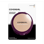 CoverGirl Advanced Radiance Classic Beige 115 Age-Defying Pressed Powder