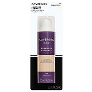 CoverGirl Advanced Radiance Classic Ivory 110 Age-Defying Makeup
