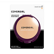 CoverGirl Advanced Radiance Creamy Natural 110 Age-Defying Pressed Powder