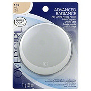 CoverGirl Advanced Radiance Ivory 105 Age-Defying Pressed Powder