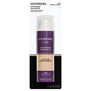 CoverGirl Advanced Radiance Natural Beige 140 Age-Defying Makeup