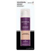 CoverGirl Advanced Radiance Natural Ivory 115 Age-Defying Makeup