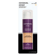 CoverGirl Advanced Radiance Soft Honey 155 Age-Defying Makeup