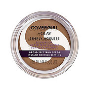 CoverGirl And  Olay Simply Ageless Classic Tan 260 Foundation