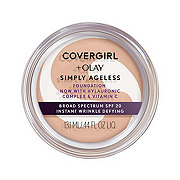 CoverGirl And  Olay Simply Ageless Creamy Beige 250 Foundation