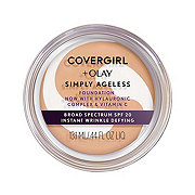 CoverGirl And  Olay Simply Ageless Soft Honey 255 Foundation