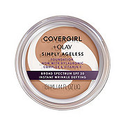 CoverGirl And Olay Simply Ageless Warm Beige 245 Foundation