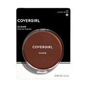 CoverGirl Clean Classic Beige 130 Normal Skin Pressed Powder