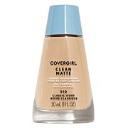 CoverGirl Clean Classic Ivory 510 Oil Control Liquid Makeup