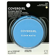 CoverGirl Clean Classic Ivory 510 Oil Control Pressed Powder
