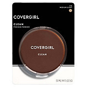 CoverGirl Clean Medium Light 135 Normal Skin Pressed Powder