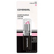CoverGirl Iceblue Pink Continuous Color Lipstick