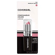 CoverGirl Midnight Mauve Continuous Color Lipstick