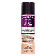 CoverGirl + Olay Simply Ageless 3-in-1 Liquid Foundation, Classic Ivory