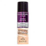 CoverGirl + Olay Simply Ageless 3-in-1 Liquid Foundation, Nude Beige