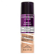 CoverGirl + Olay Simply Ageless 3-in-1 Liquid Foundation, Warm Beige