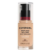 Covergirl Outlast Creamy Beige Stay Fabulous 3-in-1 Foundation SPF 20