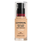 Covergirl Outlast Creamy Natural Stay Fabulous 3-in-1 Foundation SPF 20