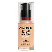 CoverGirl Outlast Natural Beige Stay Fabulous 3-in-1 Foundation SPF 20