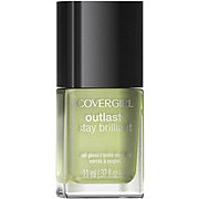 CoverGirl Outlast Salt Water Taffy 142 Stay Brilliant Nail Gloss