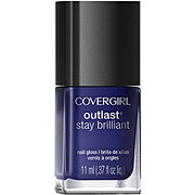 CoverGirl Outlast Sapphire Flare 307 Stay Brilliant Nail Gloss