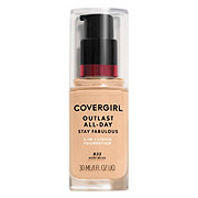 Covergirl Outlast Stay Fabulous Nude Beige 832 3-in-1 Foundation + Ensulizole Sunscreen Broad Spectrum SPF 20