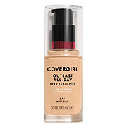CoverGirl Outlast Warm Beige Stay Fabulous 3-in-1 Foundation SPF 20