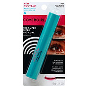 CoverGirl Super Size Big Curl Mascara Waterproof Black 825