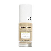Covergirl TruBlend Creamy Natural L-5 Liquid Makeup