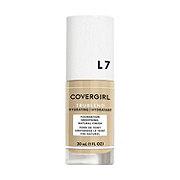 CoverGirl TruBlend Warm Beige L-7 Liquid Makeup