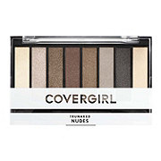 CoverGirl Trunaked Eye Shadow Palette, Nudes