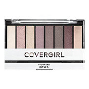 CoverGirl Trunaked Eye Shadow Palette, Roses