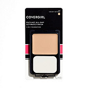 CoverGirl Ultimate Finish Creamy Natural 420 Liquid Powder Make-up