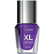 CoverGirl XL Nail Gel Plumped Up Plum Polish