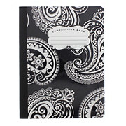 CPP International Driving Miss Paisley Composition Book, Assorted Colors