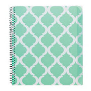 CPP International Pattern Play 5 Subject Notebook, Colors & Designs May Vary