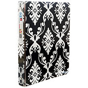 "CPP International Simply Chic 1"" Vinyl Binder, Colors & Designs May Vary"
