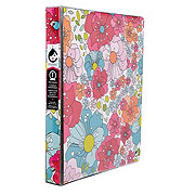 "CPP International Sugarland 1"" Binder, Colors & Designs May Vary"