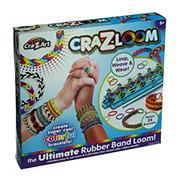 Cra-Z-Art Cra-Z-Loom Rubber Band Bracelet Maker