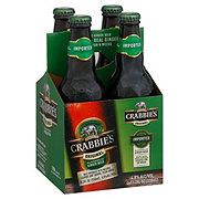 Crabbie's Original Alcoholic Ginger Beer 11.2 oz Bottles