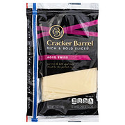 Cracker Barrel Aged Swiss Cheese Slices