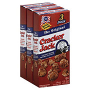 Cracker Jack The Original Caramel Coated Popcorn and Peanuts