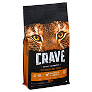 Crave Chicken Adult Dry Cat Food